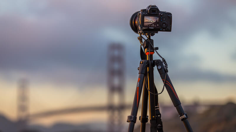 Camera gear card