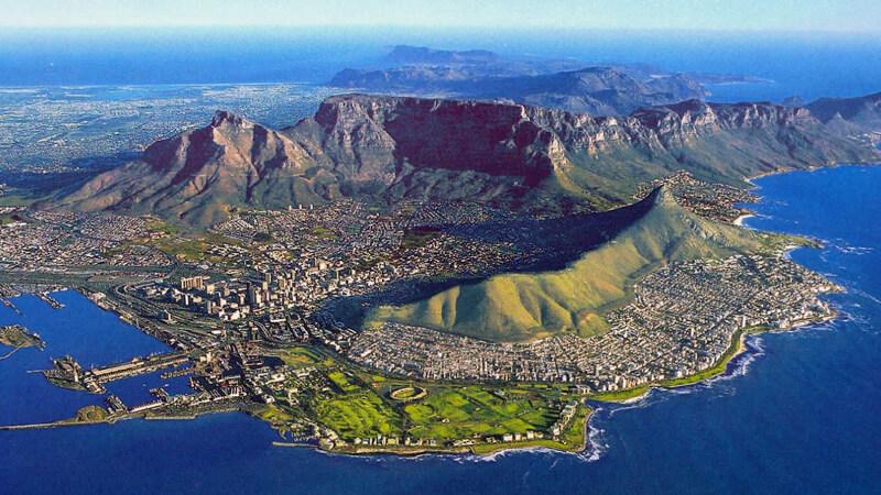 Cape Town card