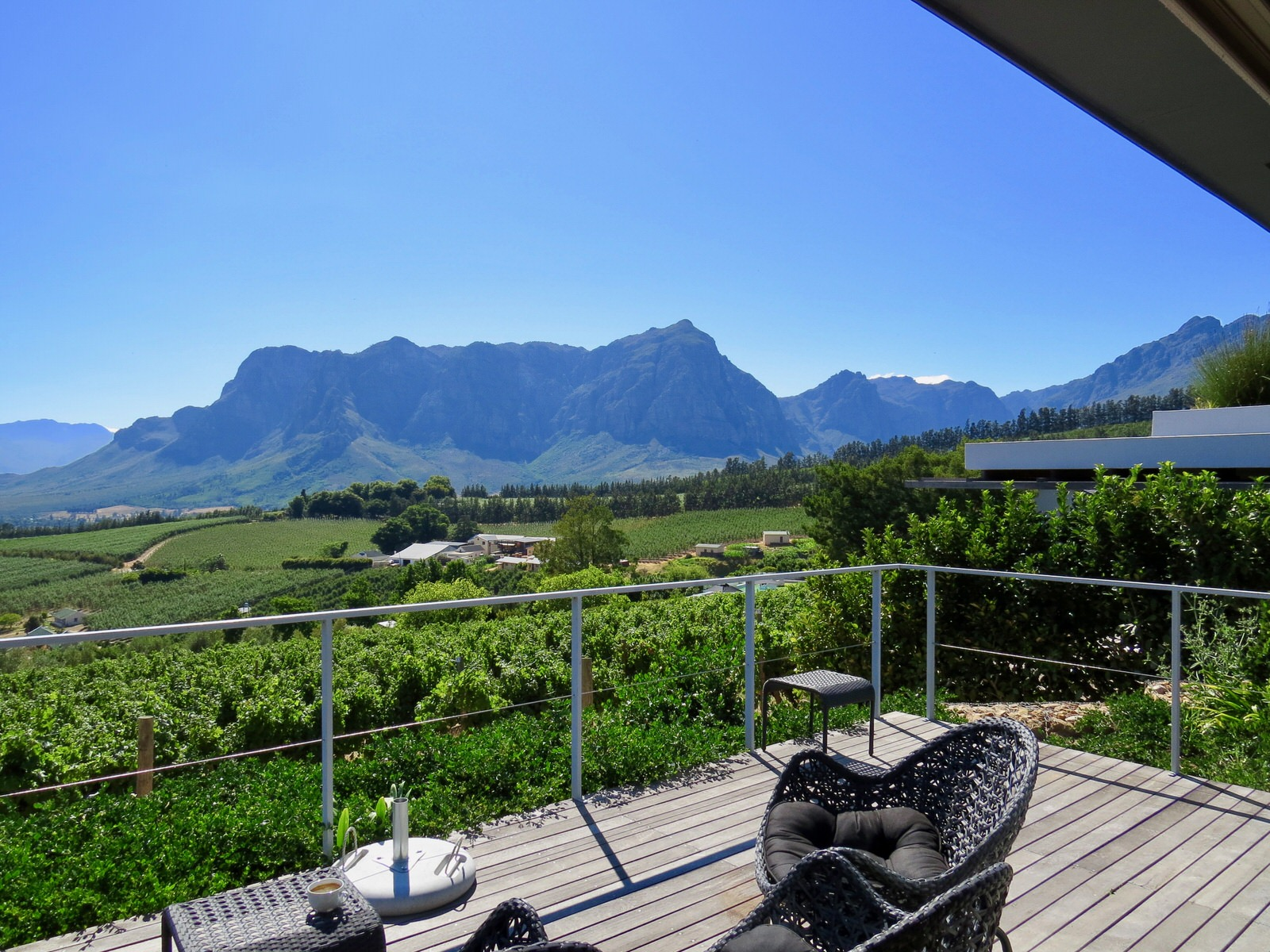 Cloud Estate hotel in Stellenbosch