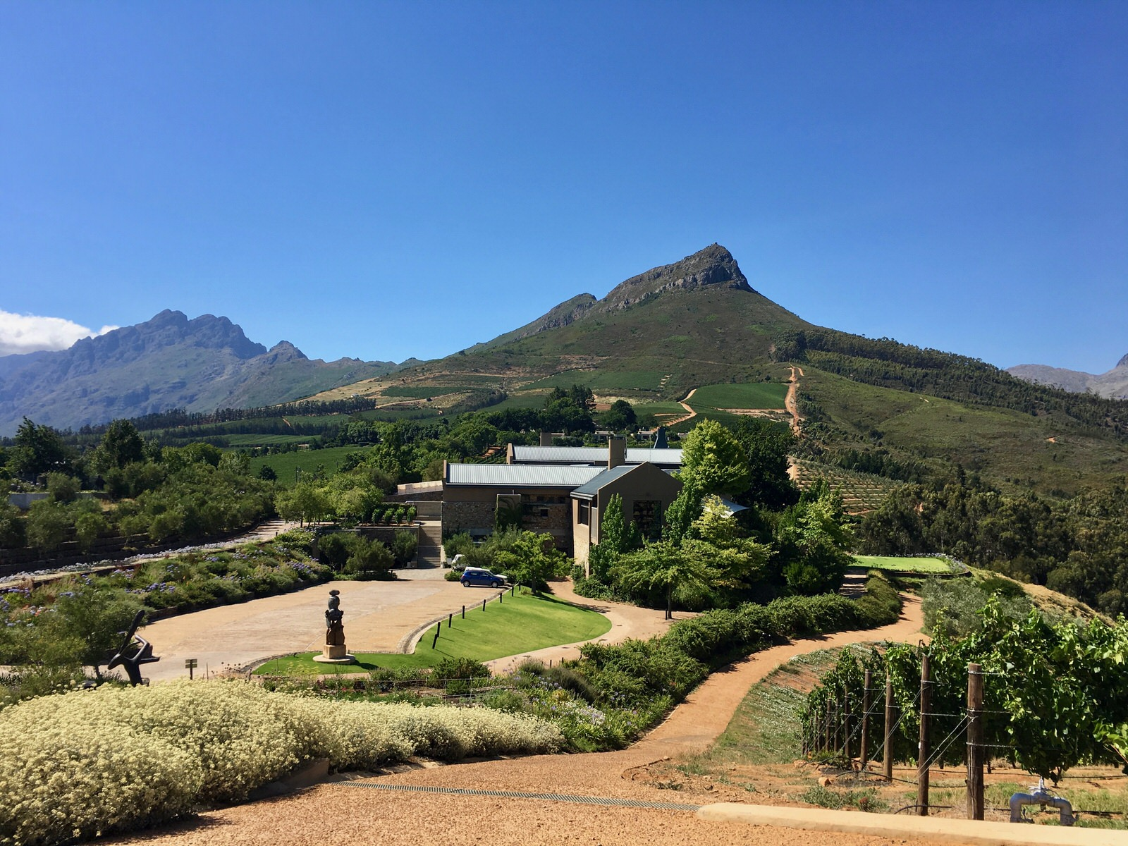 Tokara in Stellenbosch South Africa